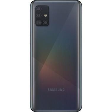 Samsung Galaxy A51 128Gb Prism Crush Black Siyah